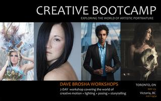 Victoria Creative Bootcamp (Photography Workshop) with Dave Brosha